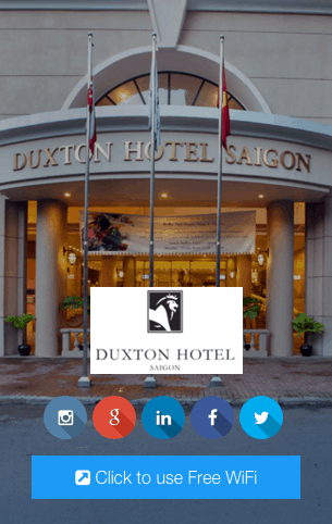 WiFi Marketing-Duxton Hotel