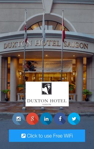 WiFi Marketing-Duxton Hotel